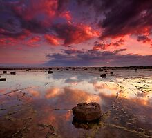 Long Reef Sunrise by Arfan Habib