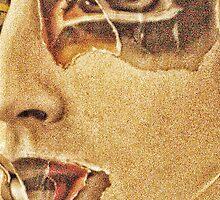 Punk collage mannequin 2 by cherylkerkin