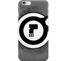 Dead Orbit Chest Badge iPhone Case/Skin