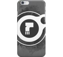 Dead Orbit (White) iPhone Case/Skin