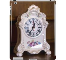 Old-fashioned Clock - Object Photography iPad Case/Skin