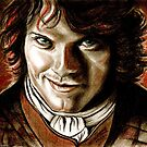 Sam Heughan, Jamie Fraser, Outlander, little devil by jos2507