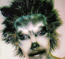 Mole girl by cherylkerkin
