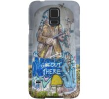 Abandoned Two Guns Water Tower Samsung Galaxy Case/Skin