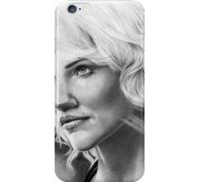 'Caprica 6' Battlestar Galactica iPhone Case/Skin