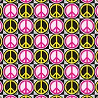 Flower Power pattern by Richard Laschon