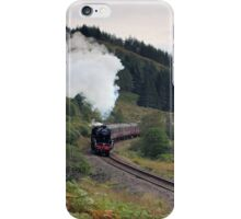 The Jacobite Steam Train iPhone Case/Skin