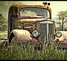 The Rusty Truck by thomr