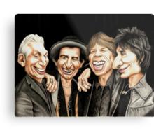 Old Rockers - Gimme Shelter Metal Print