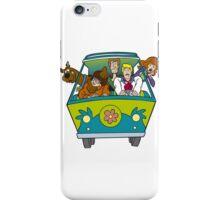 Scooby Doo Cartoon Funny 3 iPhone Case/Skin