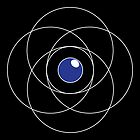 Erudite Eye - White & Blue by MusicandWriting
