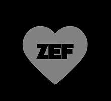 Greyscale Zef  by Elys XXI