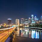 South Street Bridge - Philadelphia, PA by Jason Heritage