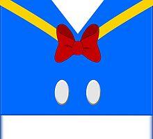 Donald Duck by BonnyL