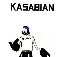 Kasabian by HannahTopham