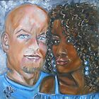Joe & Jess - Interracial Lovers Series by Yesi Casanova