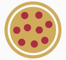 Pizza Salami by Designzz