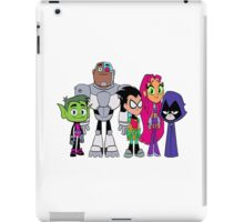Teen Titans Go! iPad Case/Skin