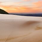 Thurra Sand Dunes, Croajingolong National Park, Victoria, Australia by Michael Boniwell