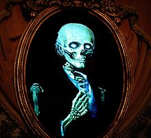 Haunted Mansion Changing Portrait by BonnyL
