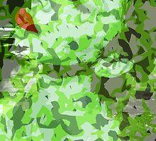 Green Camo 2.5 by Osiii