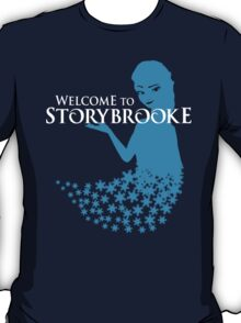 Queen of Ice and Storybrooke T-Shirt