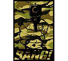 Bang! Photographic Print
