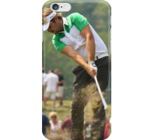 Victor Dubuisson iPhone Case/Skin