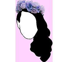 Lana Del Rey - Simplistic Photographic Print