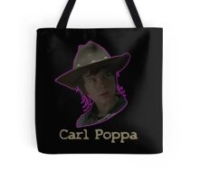 Carl Poppa Tote Bag