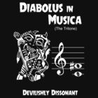 Diabolus in Musica (The Devil in Music -- The Tritone) by Samuel Sheats