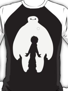 Baymax and Hiro (Big Hero 6) T-Shirt