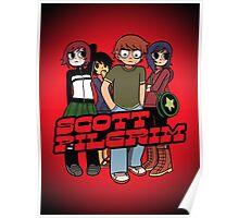 Scott Pilgrim odds & ends v1 Poster