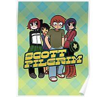 Scott Pilgrim odds & ends v2 Poster