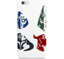 Eternal Crusade - White & Colour iPhone Case/Skin