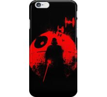 Death Star Dark Lord iPhone Case/Skin