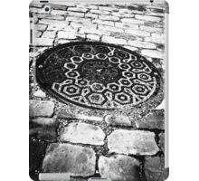 what lies beneath these streets of gold iPad Case/Skin