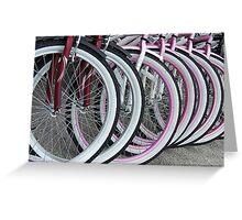 Hot Wheels Greeting Card