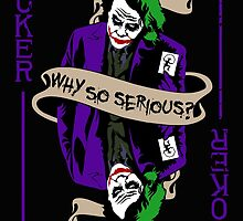 The Joker Heath by CarloJ1956