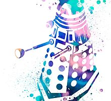 Dalek 2 by Watercolorsart