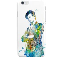 Doctor Who 2 iPhone Case/Skin