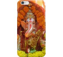 Jai Ganesha iPhone Case/Skin