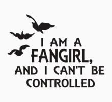 I am a fangirl, and I can't be controlled. by phabbyhowell