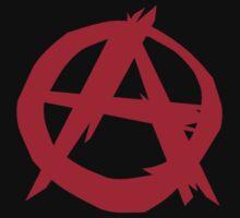 Anarchy anarchist punk symbol rebellion by datthomas