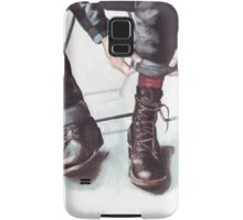 A Boot Moment Samsung Galaxy Case/Skin