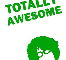 Totally Awesome Green by AFLPaddy