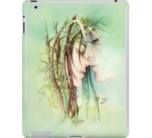 """""""Encounter"""" from """"Love Angels"""" series iPad Case/Skin"""