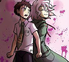 High School Students of Despair 2! by playerprophet