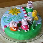 Carla's Cake by dilouise