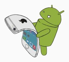 How Android bend Iphone by DSPride